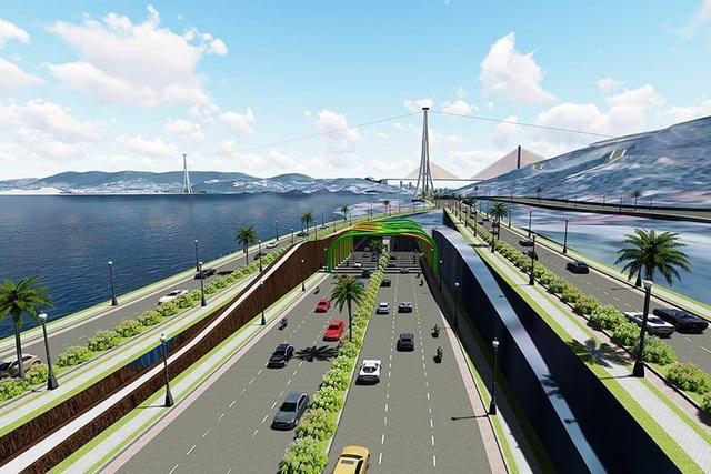 Chuẩn bị xây hầm xuyên biển lớn nhất Việt Nam, Quảng Ninh tiết kiệm 2.000 tỷ đồng/năm - 3