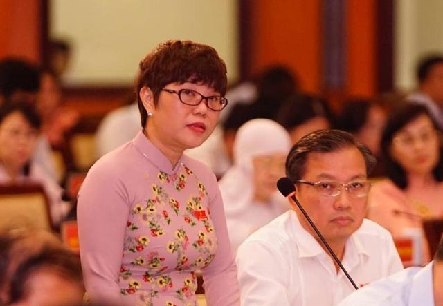 """Đại biểu HĐND TPHCM: """"Tại sao vẫn để phòng khám Trung Quốc lừa dân?"""" - 1"""