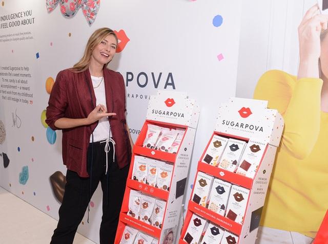 Maria Sharapova đẹp như người mẫu - 7