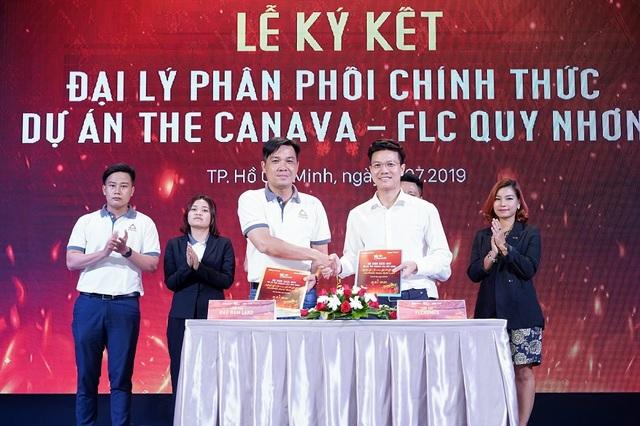 """Hơn 1.000 sales lan tỏa sức nóng, """"bùng cháy đường đua"""" The Canava – FLC Quy Nhơn - 4"""