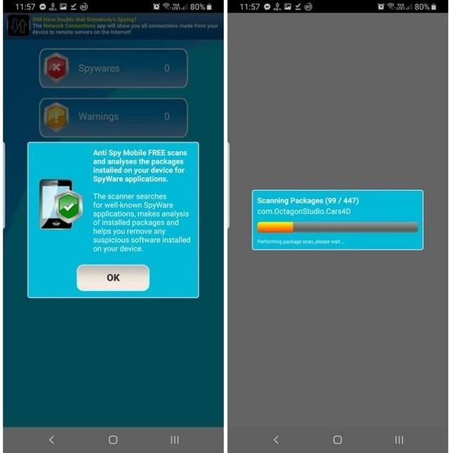 """Ứng dụng nhỏ gọn giúp smartphone """"miễn nhiễm"""" phần mềm gián điệp - 1"""