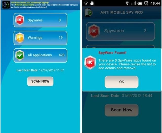 """Ứng dụng nhỏ gọn giúp smartphone """"miễn nhiễm"""" phần mềm gián điệp - 2"""