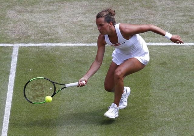 Serena Williams lần thứ 11 vào chung kết Wimbledon - 1