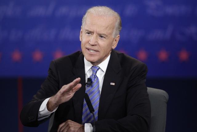 Ông Joe Biden nói ông Trump làm tổn hại khả năng lãnh đạo thế giới của Mỹ - 1