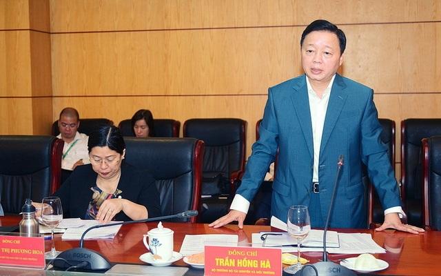 Bộ trưởng Trần Hồng Hà: Việc thu hồi đất đai cần cân đối hài hòa, đảm bảo lợi ích của dân - 2
