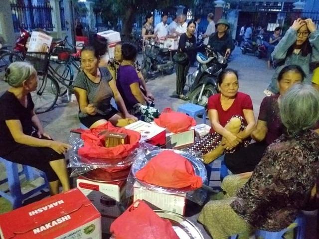 Vụ dân vây công ty bán hàng: Sở Công Thương khẳng định không xác nhận cho bán hàng - 1
