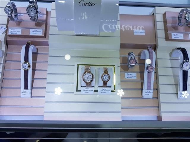 """Trung tâm mua sắm Asean ở Quảng Ninh: Đồng hồ hàng hiệu """"rởm"""" bán giá 400 triệu đồng - 2"""