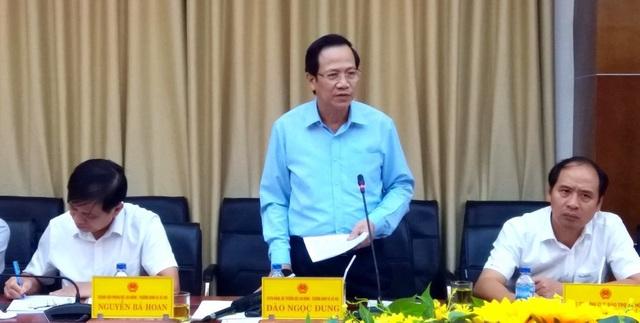 """Bộ trưởng Đào Ngọc Dung: """"Không để gia đình chính sách, người có công thuộc hộ nghèo - 3"""