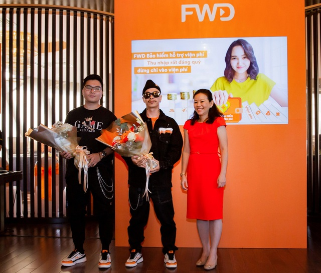 """FWD Việt Nam ra mắt """"FWD Bảo hiểm hỗ trợ viện phí"""" 100% trực tuyến trên Tiki - 1"""