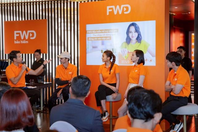 """FWD Việt Nam ra mắt """"FWD Bảo hiểm hỗ trợ viện phí"""" 100% trực tuyến trên Tiki - 2"""
