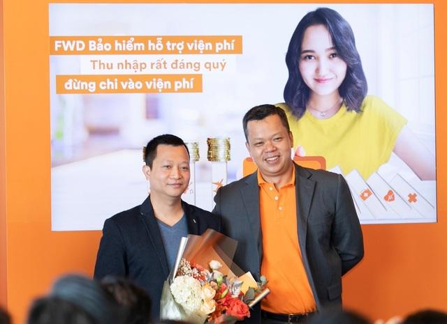 """FWD Việt Nam ra mắt """"FWD Bảo hiểm hỗ trợ viện phí"""" 100% trực tuyến trên Tiki - 3"""