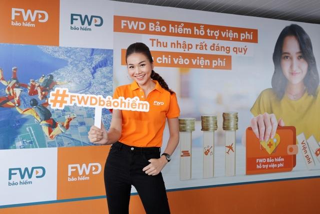 """FWD Việt Nam ra mắt """"FWD Bảo hiểm hỗ trợ viện phí"""" 100% trực tuyến trên Tiki - 4"""
