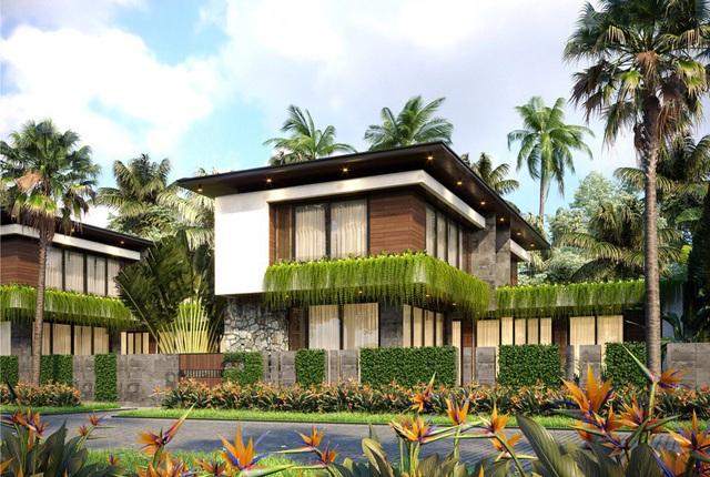 Goldsand Hill Villa: Biệt thự nghỉ dưỡng 5 sao hoàn thiện 90% hạ tầng - 1