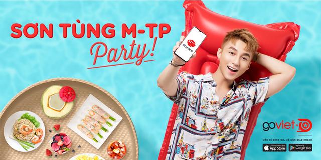 Sơn Tùng M-TP tham gia Đại tiệc mùa hè cùng GO-VIET - 2