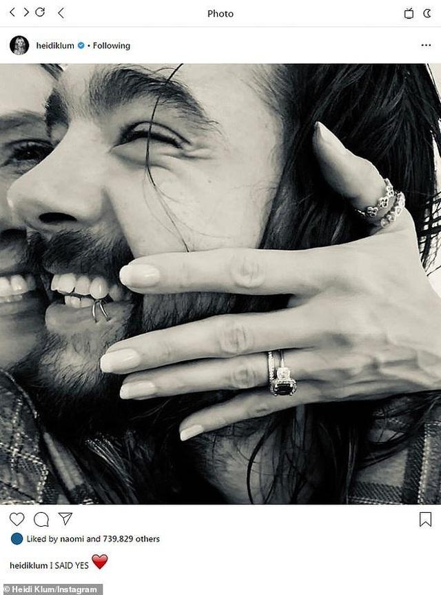 """Heidi Klum bí mật kết hôn với """"phi công trẻ"""" kém 17 tuổi - 2"""