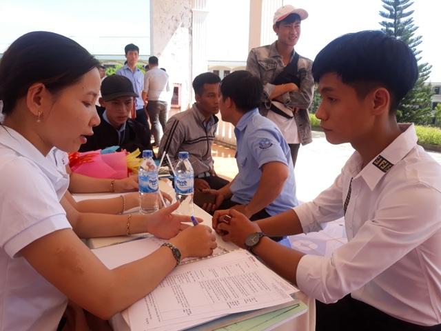 Quảng Ngãi: Doanh nghiệp cần khoảng 17.000 lao động qua đào tạo  - 2