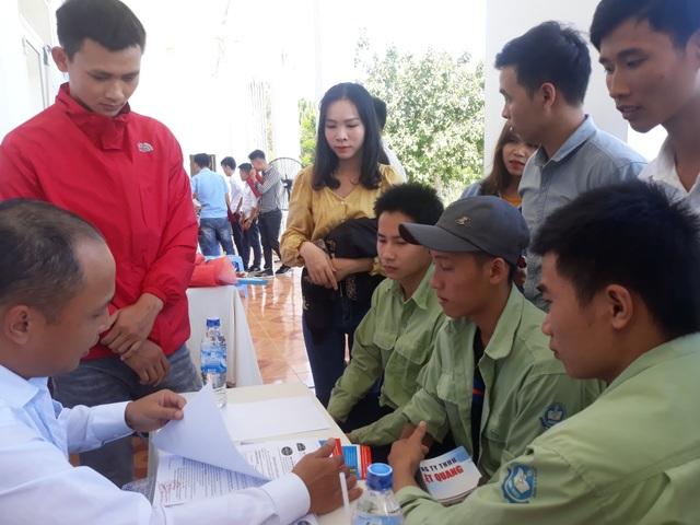 Quảng Ngãi: Doanh nghiệp cần khoảng 17.000 lao động qua đào tạo  - 3