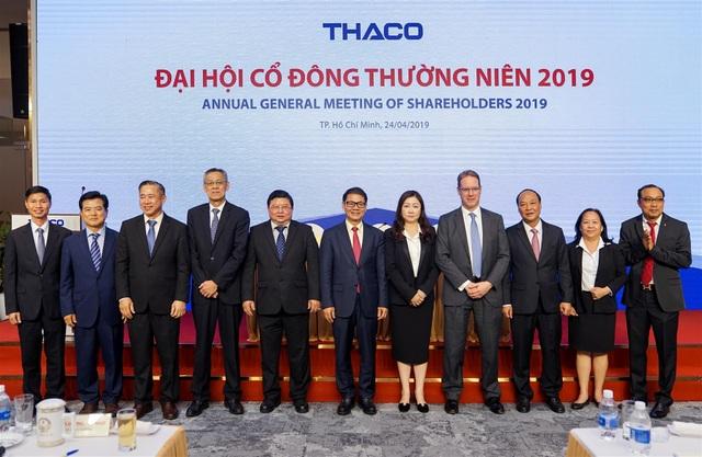 Thaco đang có chiến lược gì khi tuyển dụng nhiều nhân sự cấp cao? - 1