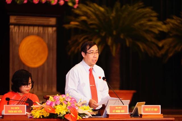 Giám đốc Công an TPHCM trả lời chất vấn về nạn ma tuý hoành hành - 3