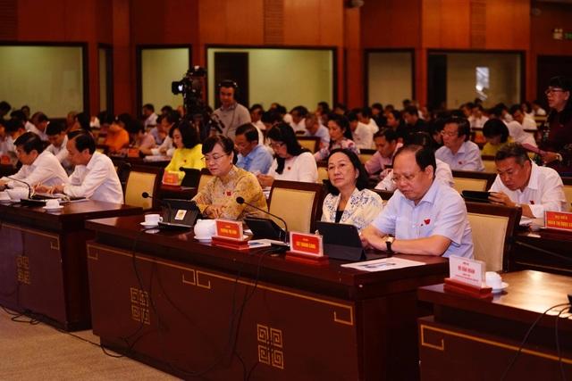 Giám đốc Công an TPHCM trả lời chất vấn về nạn ma tuý hoành hành - 1