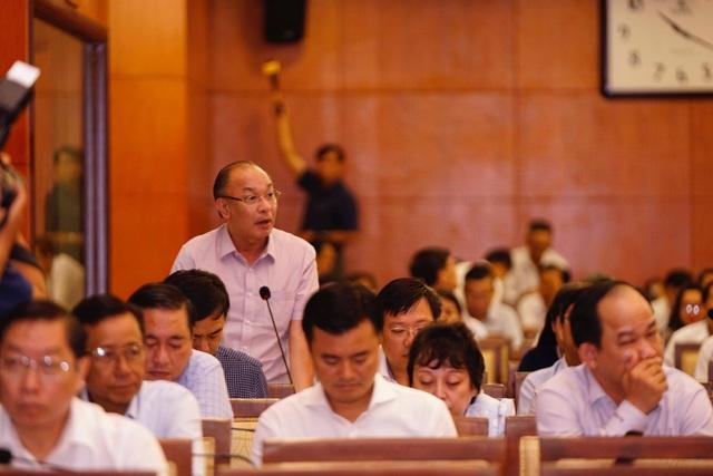 Giám đốc Công an TPHCM trả lời chất vấn về nạn ma tuý hoành hành - 5