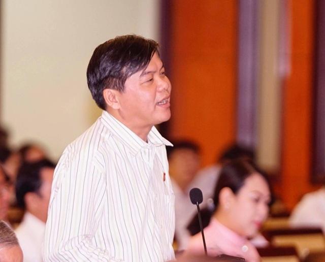 Giám đốc Công an TPHCM trả lời chất vấn về nạn ma tuý hoành hành - 2
