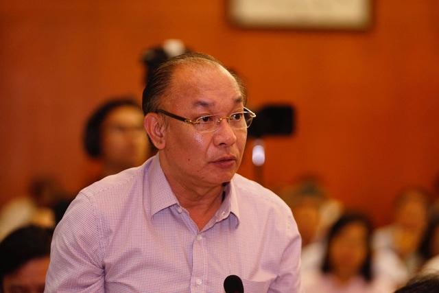 Giám đốc Công an TPHCM trả lời chất vấn về nạn ma tuý hoành hành - 4