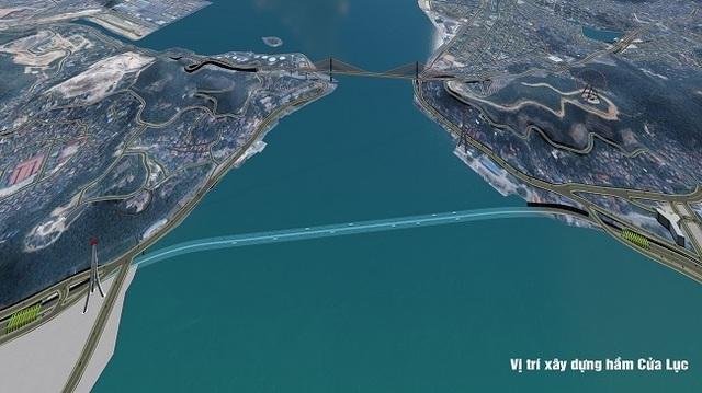 Chuẩn bị xây hầm xuyên biển lớn nhất Việt Nam, Quảng Ninh tiết kiệm 2.000 tỷ đồng/năm - 1