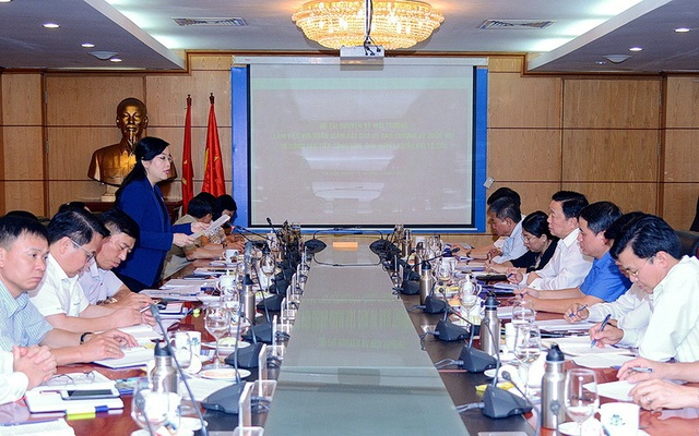 Bộ trưởng Trần Hồng Hà: Việc thu hồi đất đai cần cân đối hài hòa, đảm bảo lợi ích của dân - 1