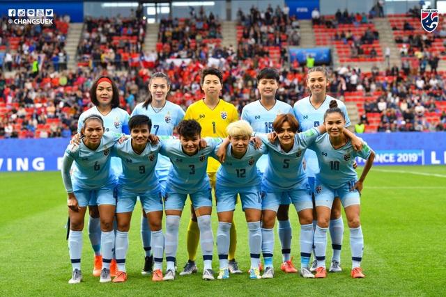 Thảm bại tại World Cup, nữ Thái Lan bị đẩy xuống dưới đội nữ Việt Nam - 1