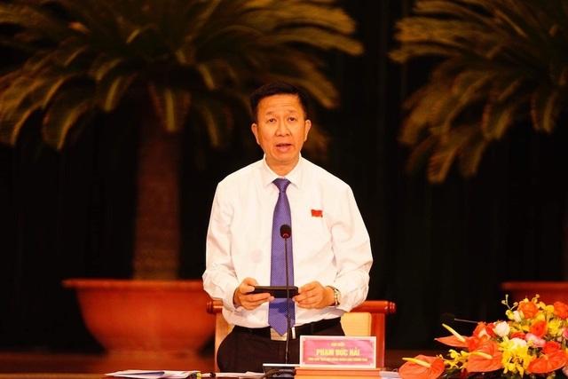 Phó Chủ tịch HĐND TPHCM: Xử lý nghiêm cán bộ sai phạm vụ Thủ Thiêm - 3