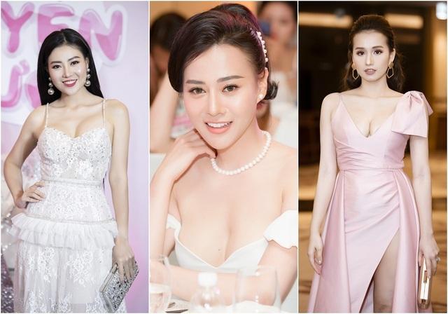 Phương Oanh, Thanh Hương, Lã Thanh Huyền đọ nhan sắc tại sự kiện - 2