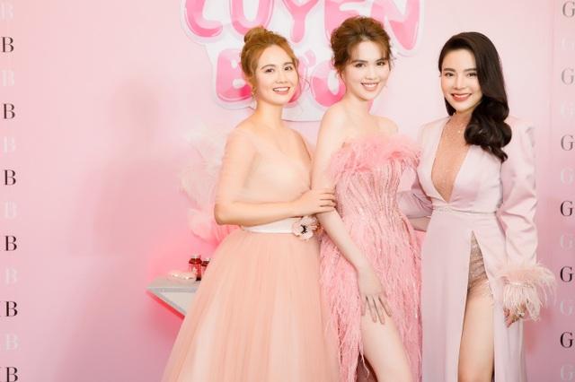 Phương Oanh, Thanh Hương, Lã Thanh Huyền đọ nhan sắc tại sự kiện - 4
