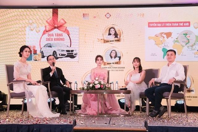 Phương Oanh, Thanh Hương, Lã Thanh Huyền đọ nhan sắc tại sự kiện - 6