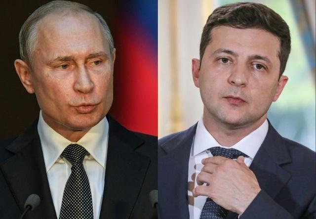 Hé lộ cuộc trao đổi đầu tiên của ông Putin với tân tổng thống Ukraine - 1