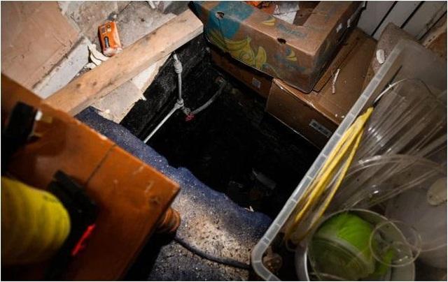 Rùng mình nghe âm thanh lạ từ tầng hầm, chủ nhà bỏ chạy không dám về nhà - 5