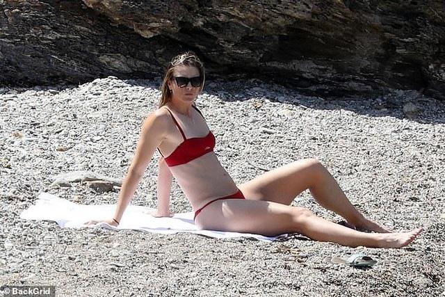 Maria Sharapova đẹp như người mẫu - 1