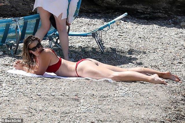Maria Sharapova đẹp như người mẫu - 5