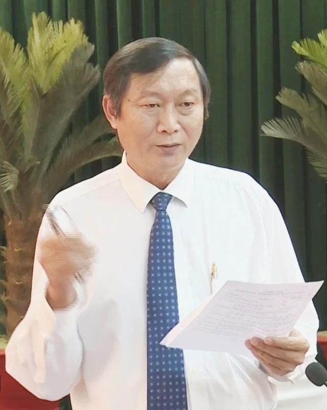 Giám đốc Sở Y tế Cà Mau lý giải việc bác sĩ ở một số bệnh viện công xin nghỉ việc - 1