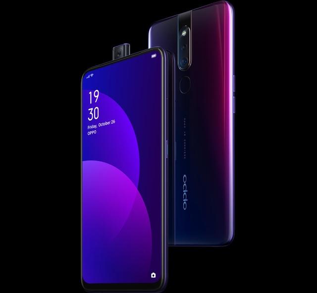 Top 5 điện thoại có màn hình lớn nhất năm 2019