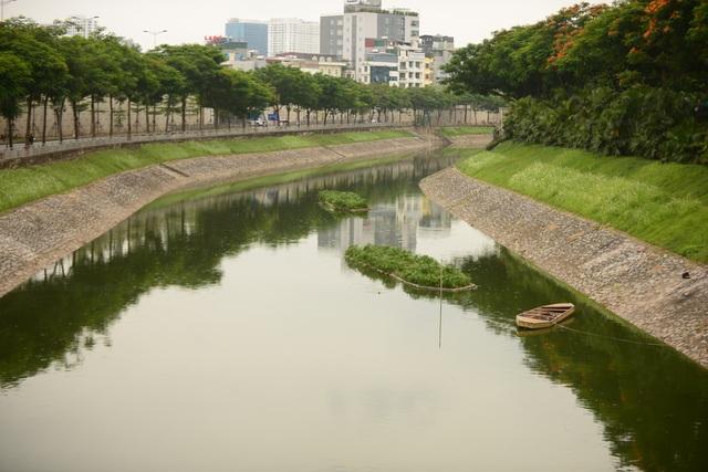 Hà Nội xả nước cuốn trôi kết quả thí nghiệm bằng công nghệ Nhật ở sông Tô Lịch - 1