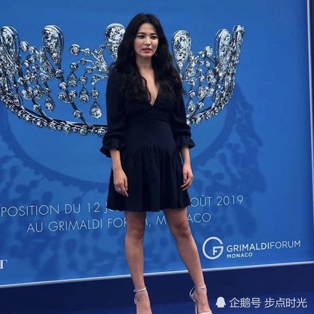 Song Hye Kyo gợi cảm, quyến rũ sau khi ly hôn - 3