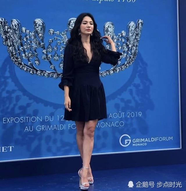 Song Hye Kyo gợi cảm, quyến rũ sau khi ly hôn - 5