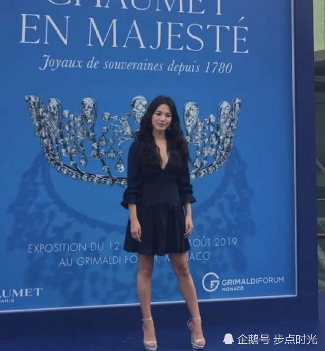 Song Hye Kyo gợi cảm, quyến rũ sau khi ly hôn - 6