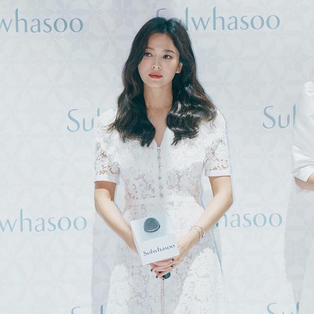 Song Hye Kyo gợi cảm, quyến rũ sau khi ly hôn - 8