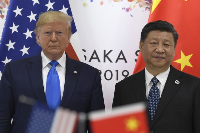 """Trung Quốc giục Mỹ """"quyết định"""" thỏa thuận thương mại sau cảnh báo của ông Trump - 1"""