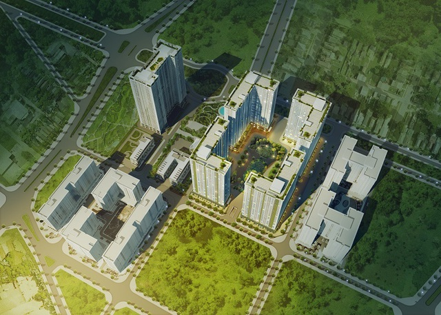 Tưng bừng Lễ mở bán căn hộ thương mại EcoHome 3 - 3
