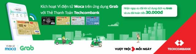 Ví điện tử trên ứng dụng Grab chính thức: Gia tăng lợi ích vượt trội cho khách hàng - 2