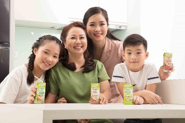Vì sao ngũ cốc uống liền là xu hướng mới hấp dẫn gia đình Việt? - 2