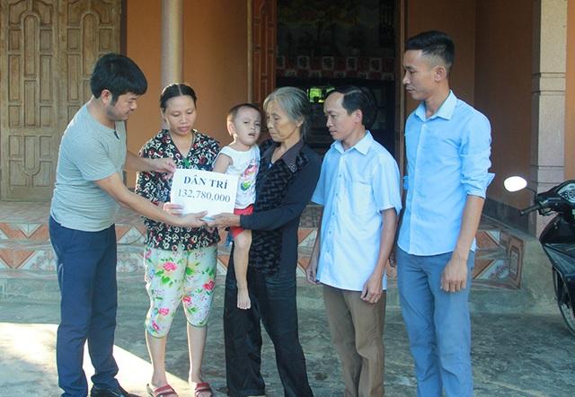 Bạn đọc Dân trí giúp thêm 132 triệu đồng 4 chị em sống lay lắt, gia đình xin dừng tiếp nhận - 1